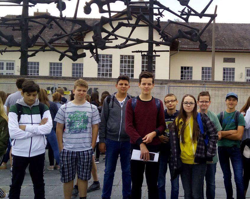 Besuch der Gedenkstätte Dachau – 8