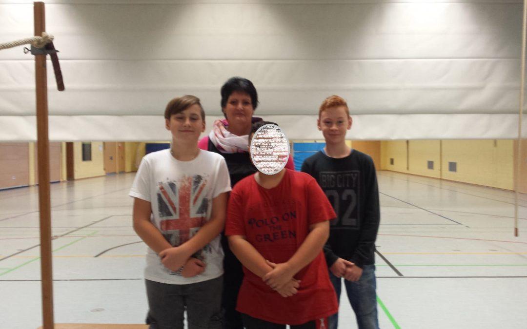 Federballturnier der Ganztagesschule
