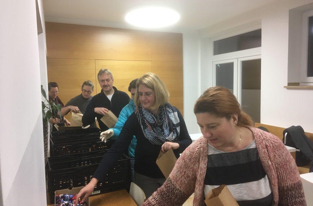 Elternbeirat der Grundschule unterstützt den Nikolaus