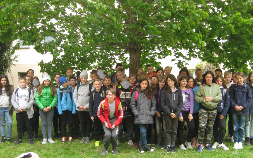 5. und 6. Klasse: Aufenthalt im Begegnungshaus Ensdorf