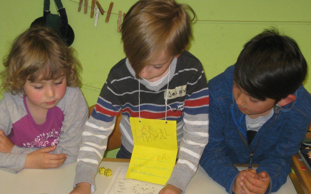 Auf ins Zahlenland! – Besuch der Vorschulkinder in den 1. und 2. Klassen