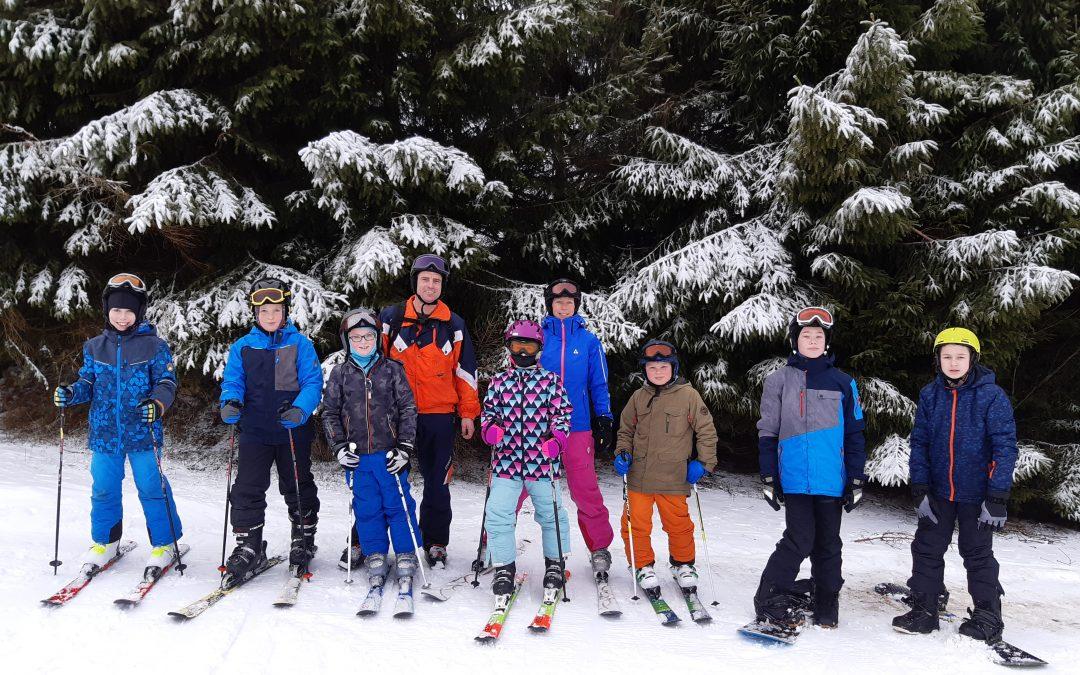 Wintersporttag der Klassen 4-9