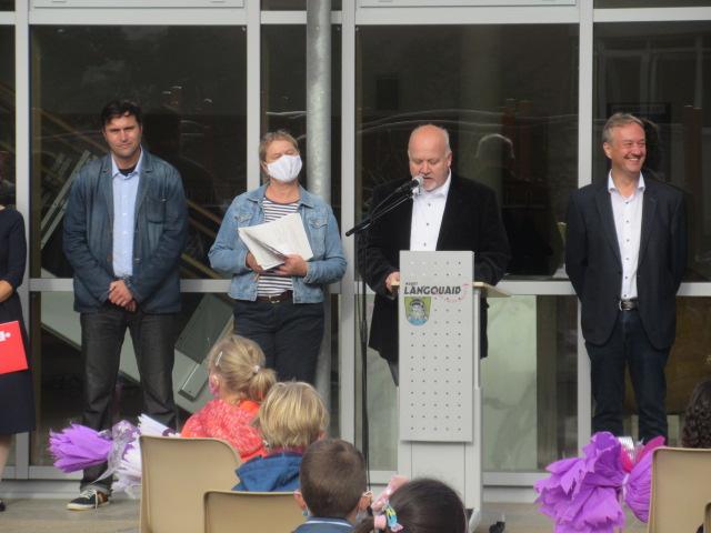 Neue ABC-Schützen an der Franziska-Obermayr-Schule