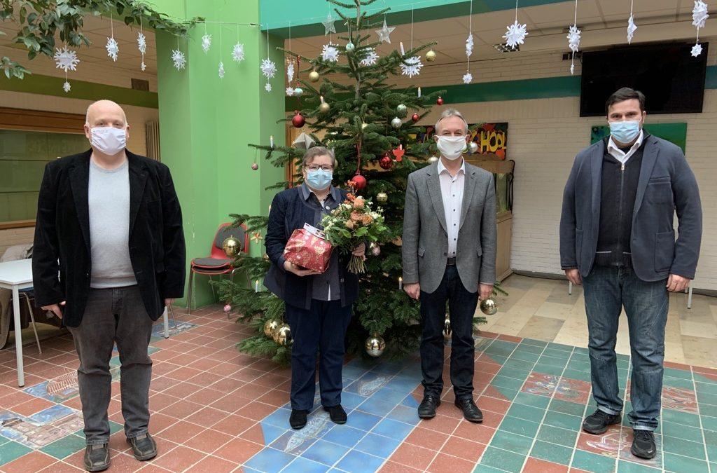 Urgestein der Franziska-Obermayr-Schule Langquaid geht in Rente