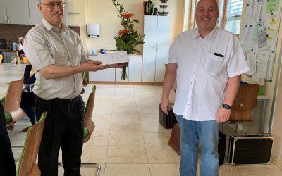 Gratulation zum 40jährigen Priesterjubiläum