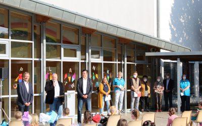 Neue Schüler an der Franziska-Obermayr-Schule begrüßt